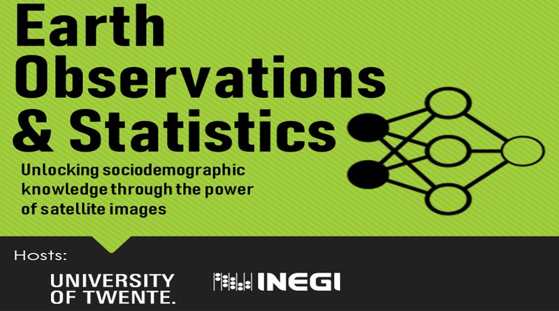 Webinar Recorded – Earth Observations & Statistics